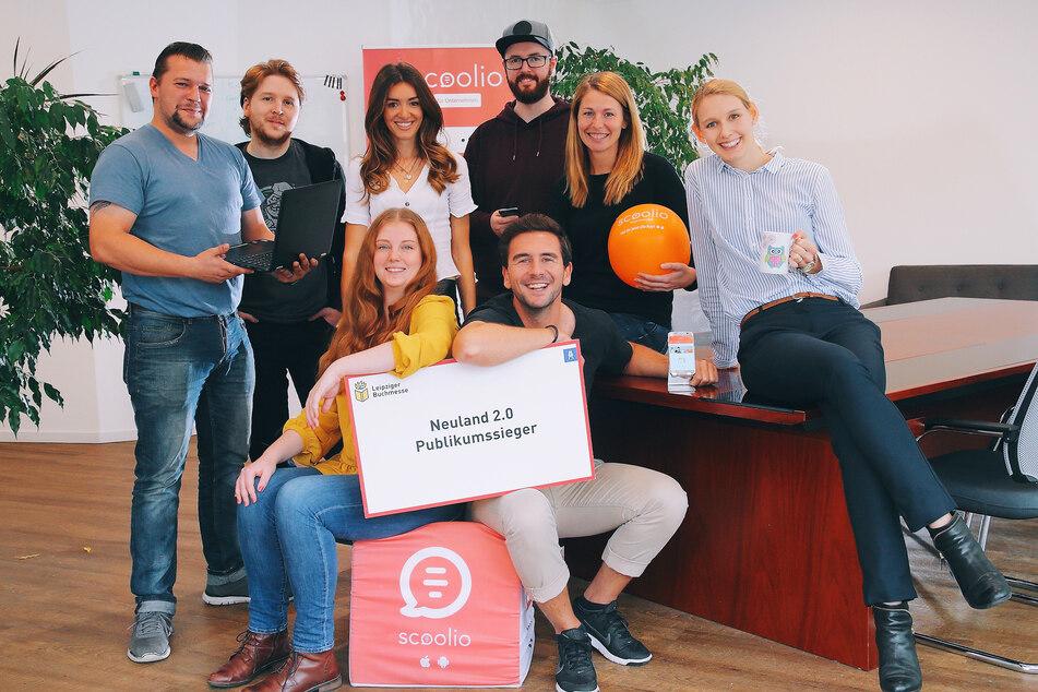 Dresdner Start-up will in der Corona-Krise anderen Firmen helfen