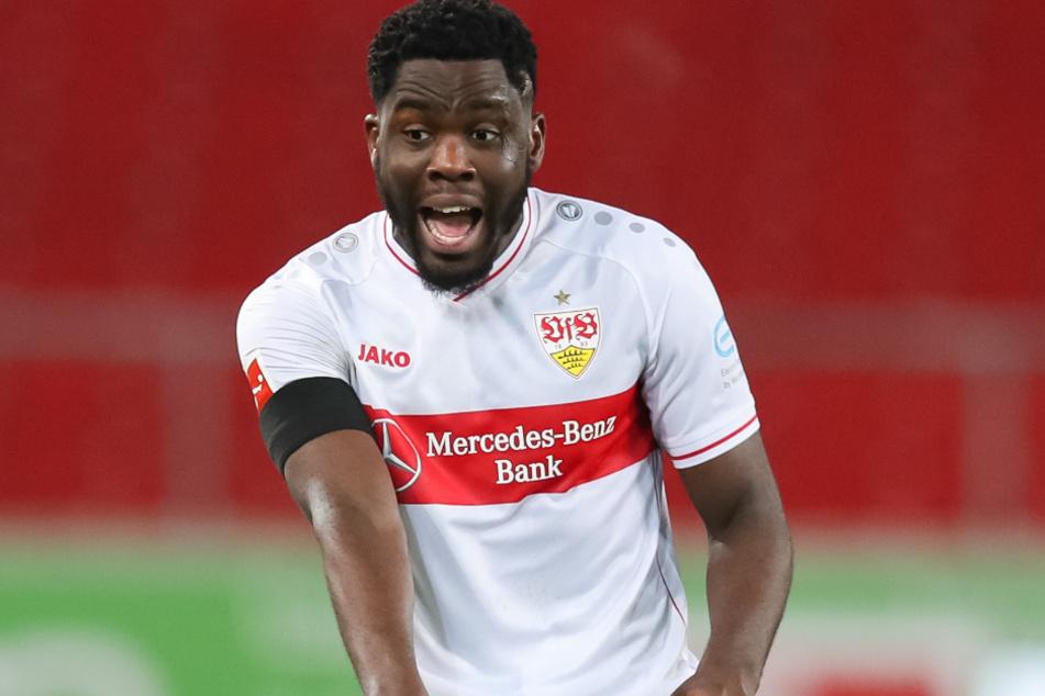Stuttgarts Orel Mangala (23) darf nicht bei der EM mitspielen.