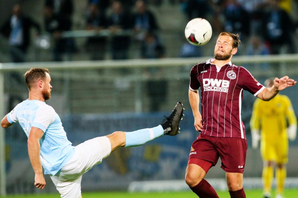 Ex-CFC-Stürmer Förster verlässt den BFC Dynamo und wechselt innerhalb der Regionalliga!
