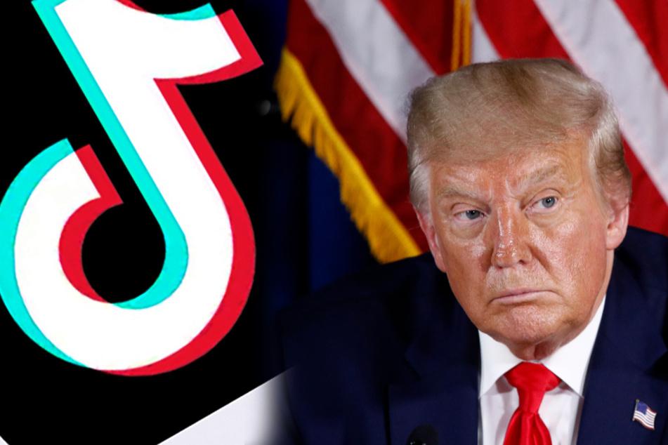 Donald Trump gegen TikTok: Darum will er die Videoplattform in den USA verbieten