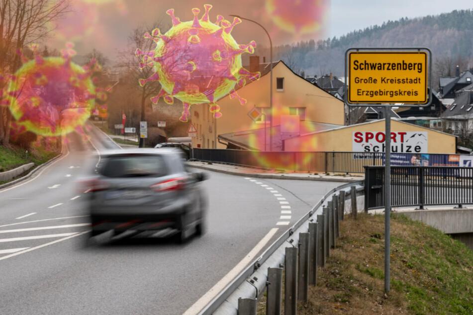 Am Schwarzenberger Gymnasium wurde ein Schüler positiv auf Corona getestet.