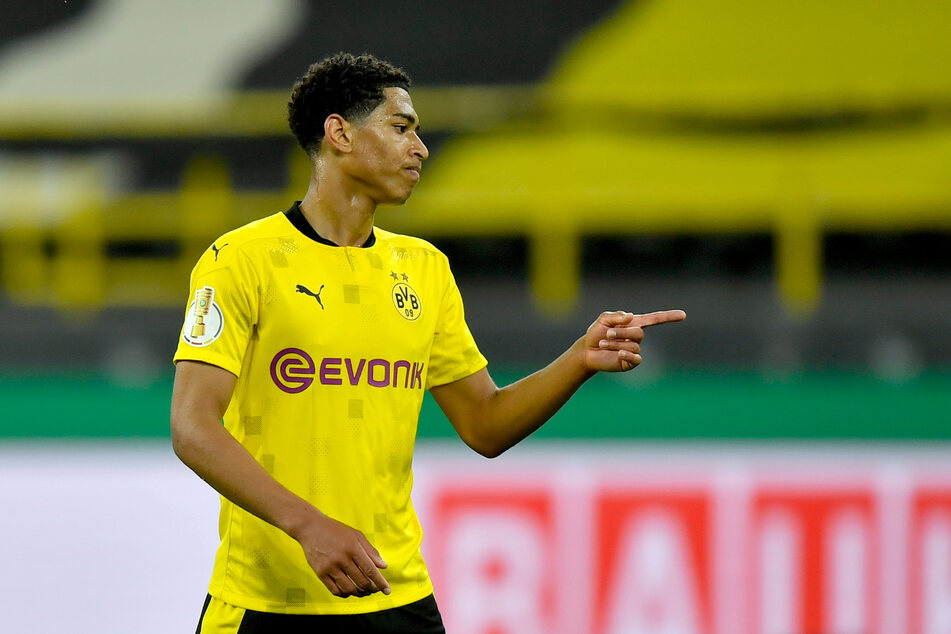 Mit 17 Jahren ist Jude Bellingham schon eine echte Größe bei Borussia Dortmund.
