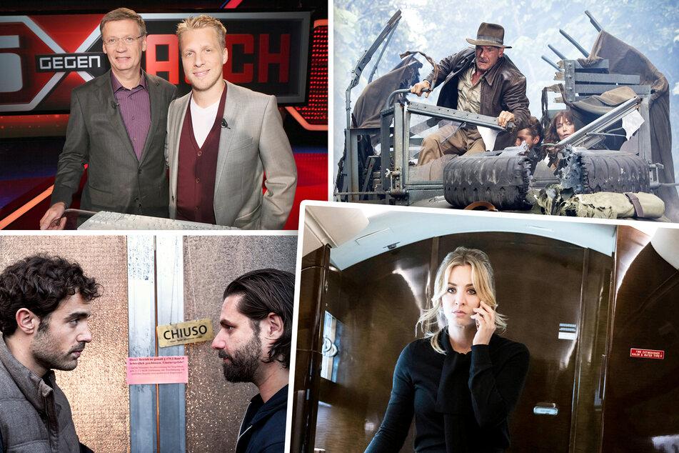 TV-Vorschau für Samstag: Pflichttermin, Geheimtipp, Flop