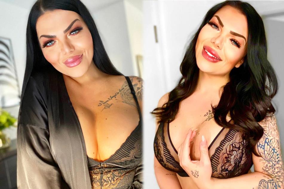Sexy Influencerin Mademoiselle Nicolette verrät privates Bett-Geheimnis