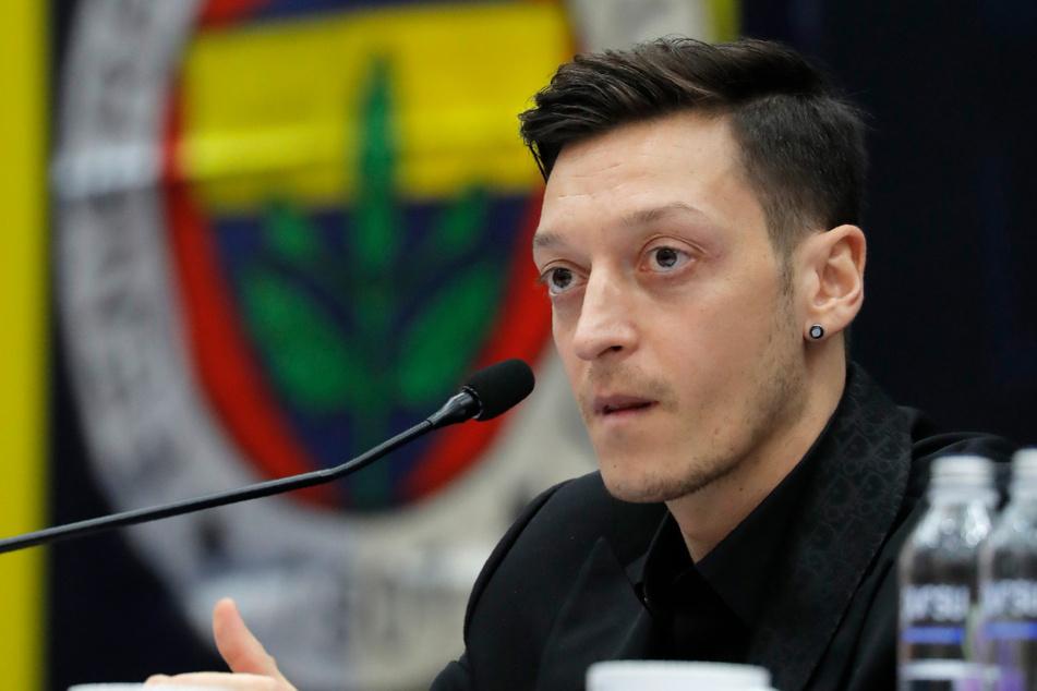 Mesut Özil (32) ist bereits 2018 aus der deutschen Nationalmannschaft zurückgetreten. Eine Rückkehr zum DFB hält er für ausgeschlossen.