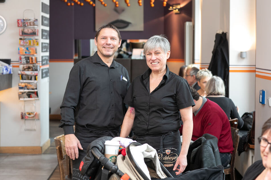 Das Schwarzmarkt-Café wurde mehr als zehn Jahre von der Bäckerei Eisold bewirtschaftet.