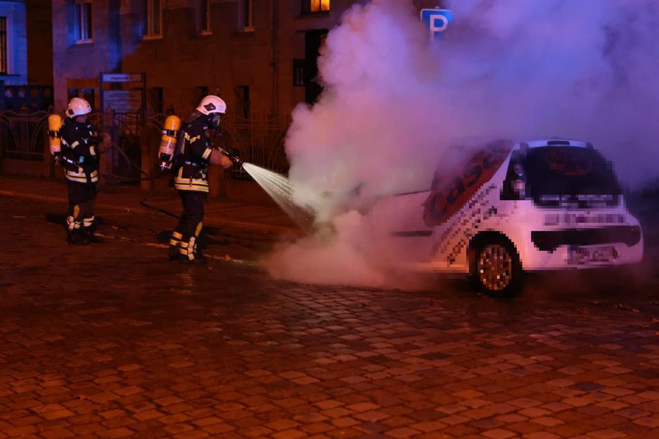 """""""Wenn ihr die Rigaer anrührt..."""" Drohbrief nach Brandanschlag in Leipzig aufgetaucht!"""