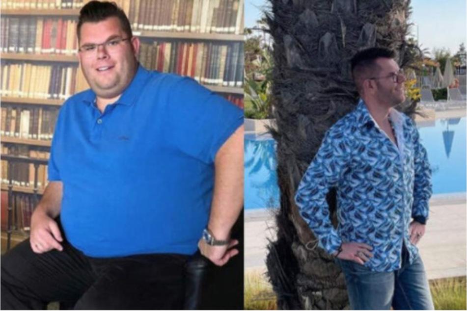 Nach einer Magenbypass-Operation hat der sympathische Rheinländer mittlerweile 90 Kilogramm Körpergewicht verloren und ist äußerlich kaum wiederzuerkennen.