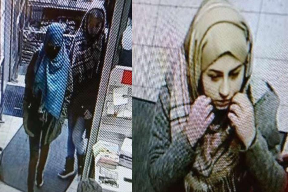 Polizei sucht nach Diebinnen: Wer kennt diese Frauen?