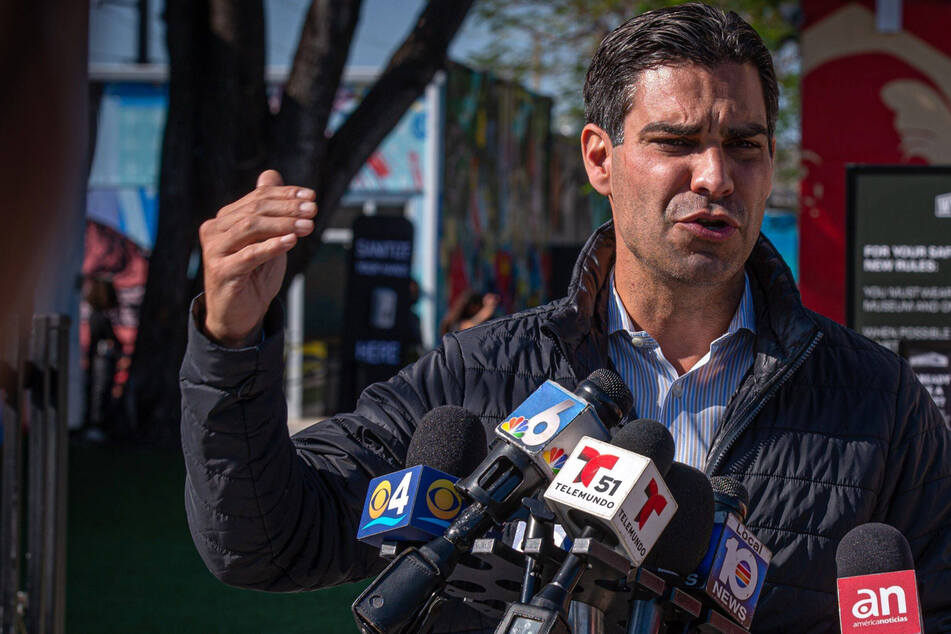 Miami politicians express solidarity with Cuban protesters as mayor calls for US intervention
