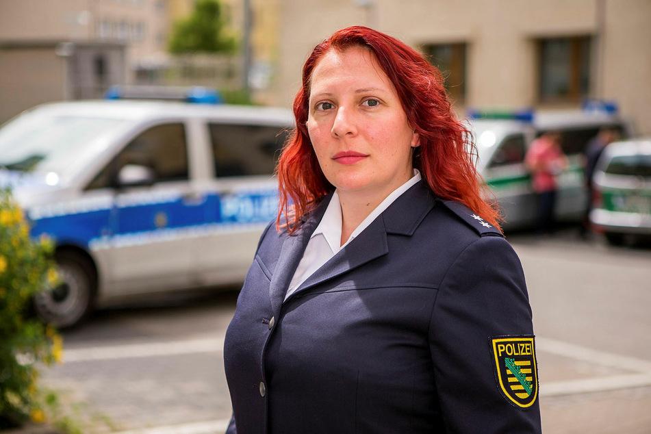 Warnt vor Trickbetrügern mit Corona-Masche: Polizeisprecherin Katharina Geyer.