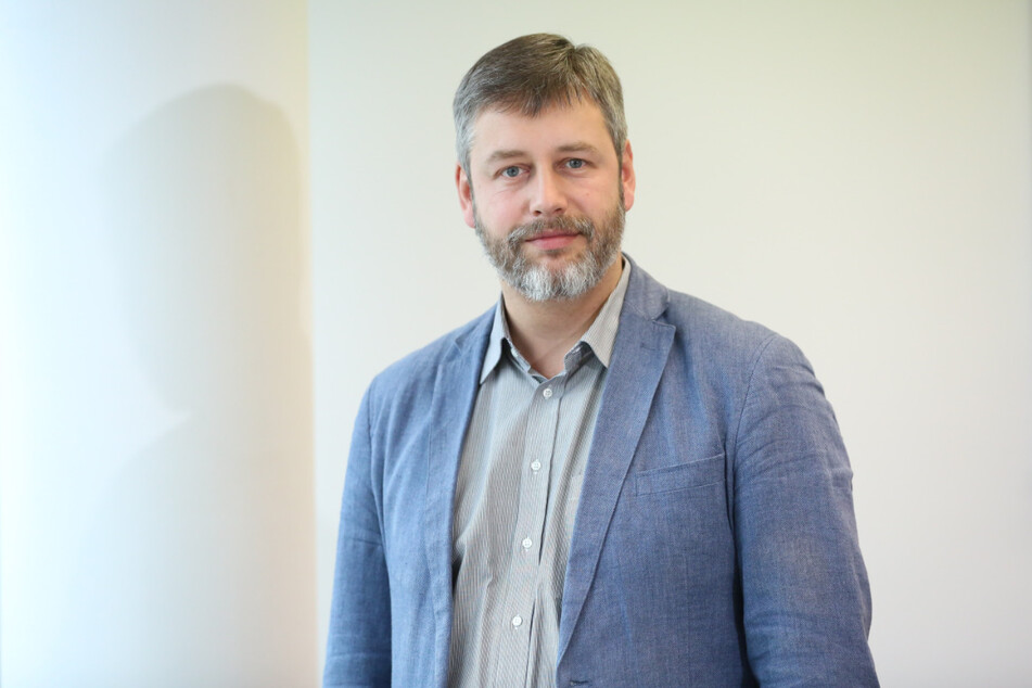 Albrecht Pallas (40, SPD).