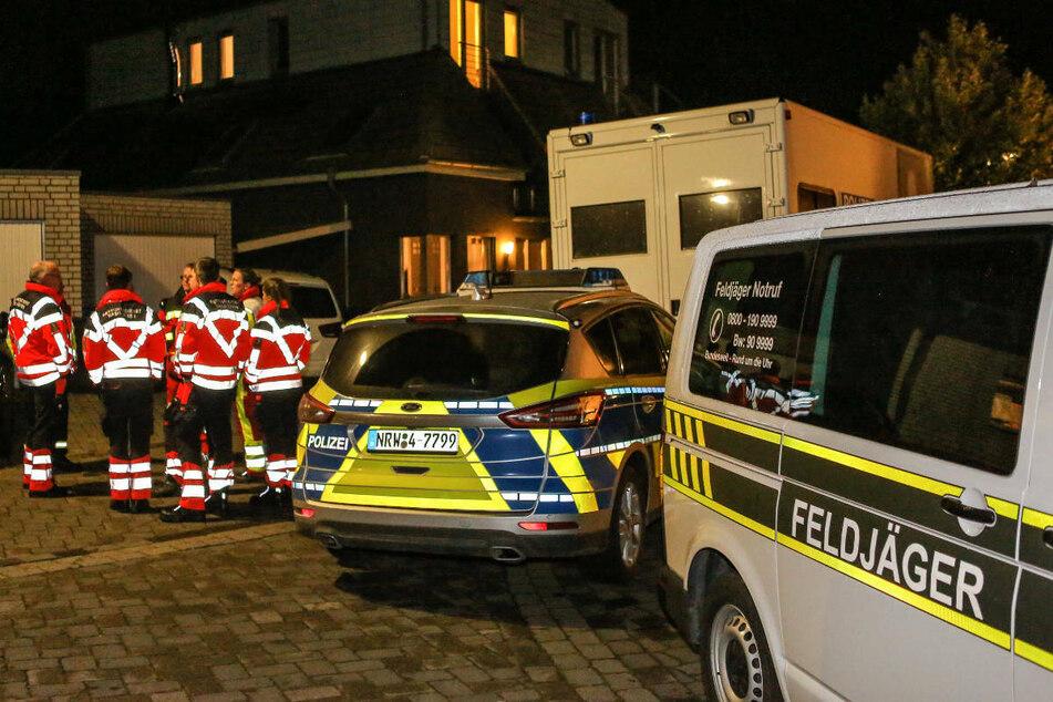 in NRW verhafteter Bundeswehroffizier soll radioaktives Material gehortet haben