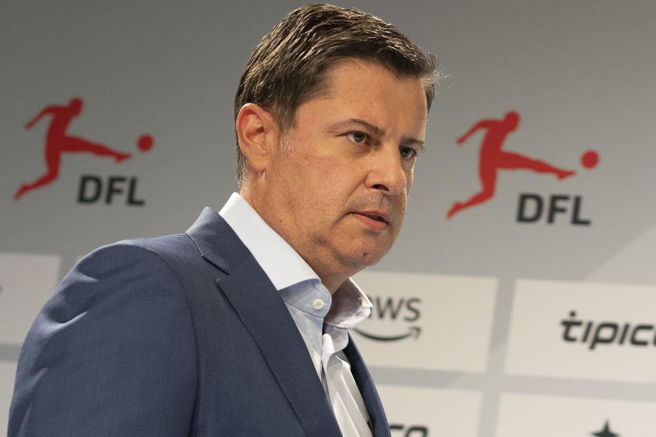 DFL-Chef Christian Seifert (51) wird die Deutsche Fußball Liga (DFL) mit Auslaufen seines Vertrages 2022 verlassen.