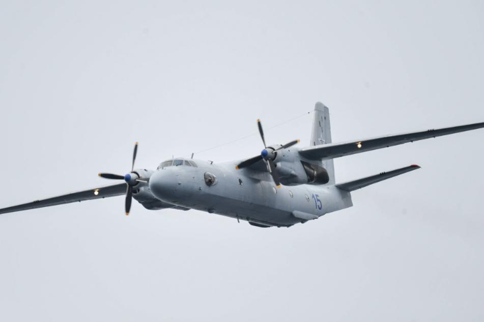 Mindestens 22 Tote bei Absturz von Militärflieger