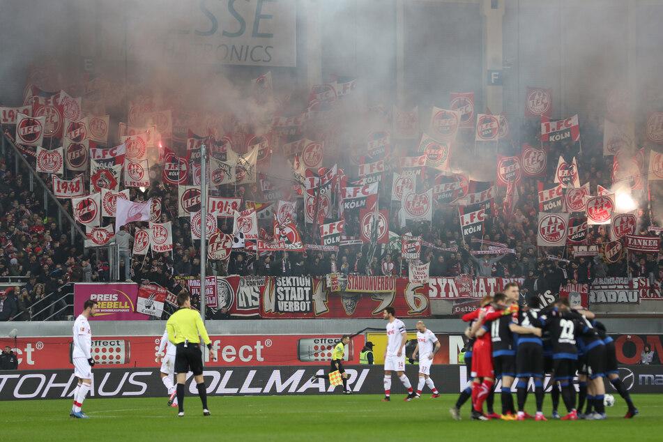 In der Saison 2019/20 empfing der SCP07 den 1. FC Köln noch in der Bundesliga.