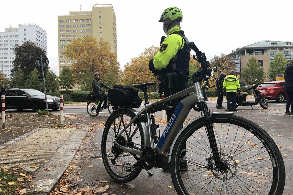 Fokus auf Sicherheit der Fahrradfahrer: Leipziger Polizei verteilt Strafen in der Stadt