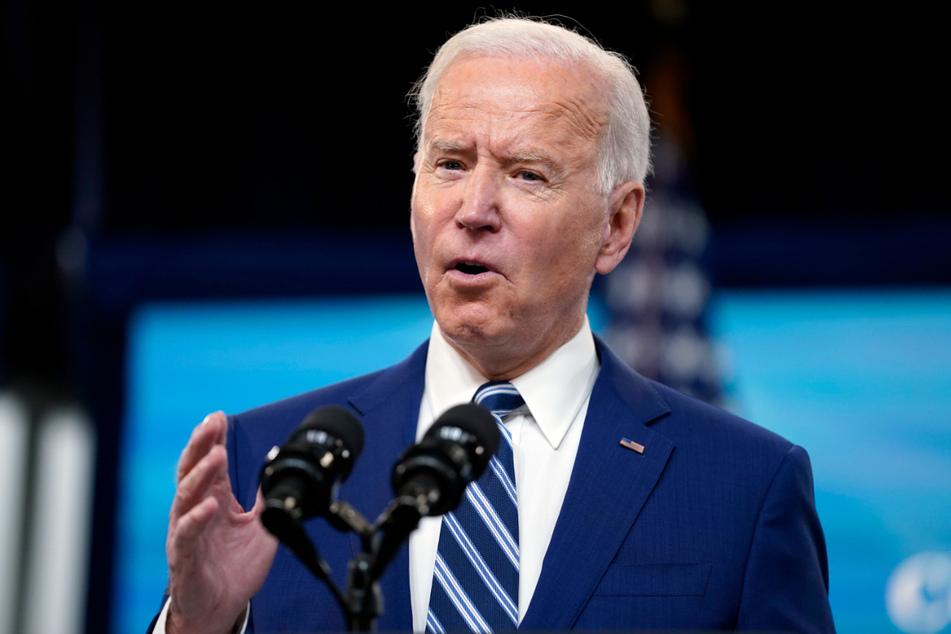 US-Präsident Joe Biden (78) hat eine logische Erklärung für das Verhalten seines Hundes parat.