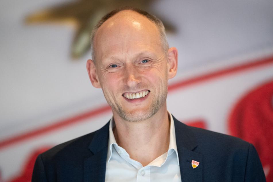 Bringt laut VfB Wirtschaftskompetenz mit: Christian Riethmüller (46).