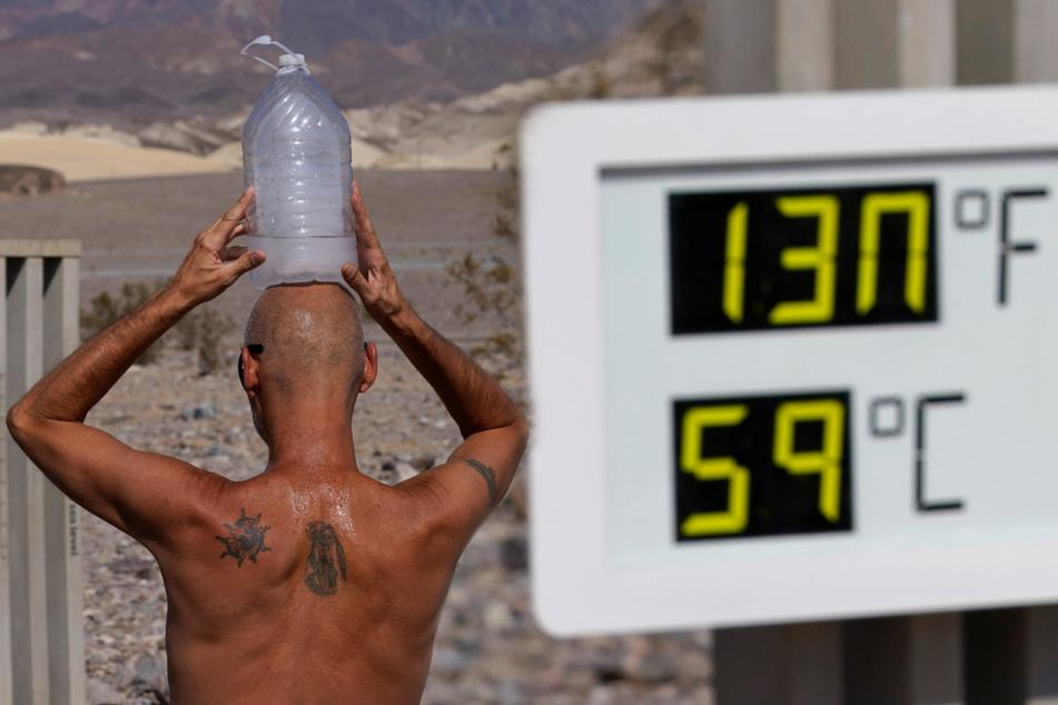 """""""Katastrophale Erwärmung"""": 2020 war eines der drei heißesten Jahre"""