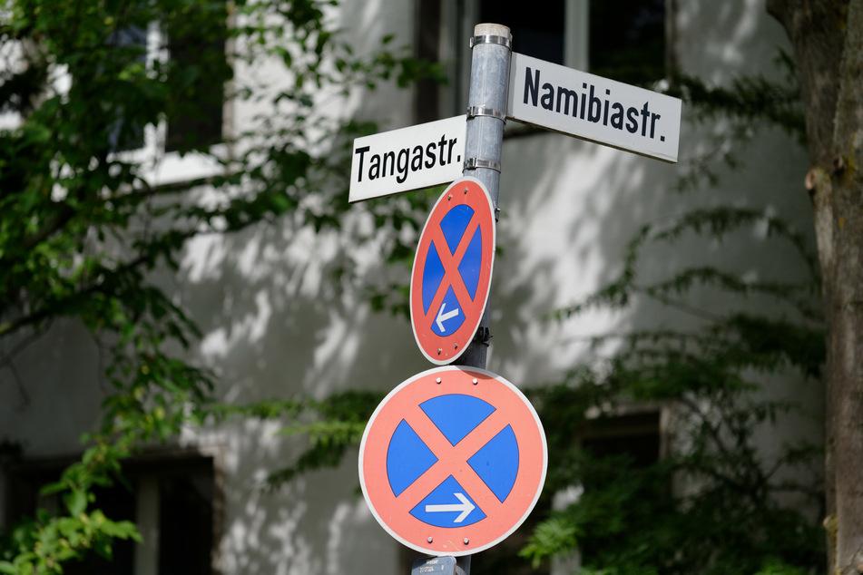 Die Tongastraße in Köln-Nippes.