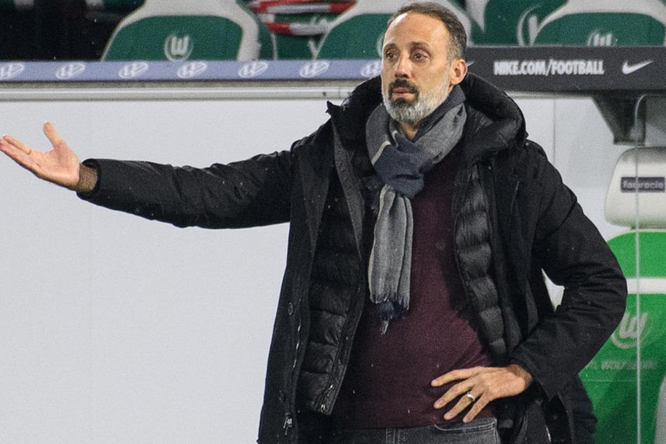 Hat ein Spiel auf Augenhöhe gesehen: VfB-Trainer Pellegrino Matarazzo (43).
