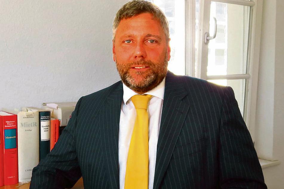 Kritisiert die Allgemeinverfügung: Rechtsanwalt Curt-Matthias Engel.