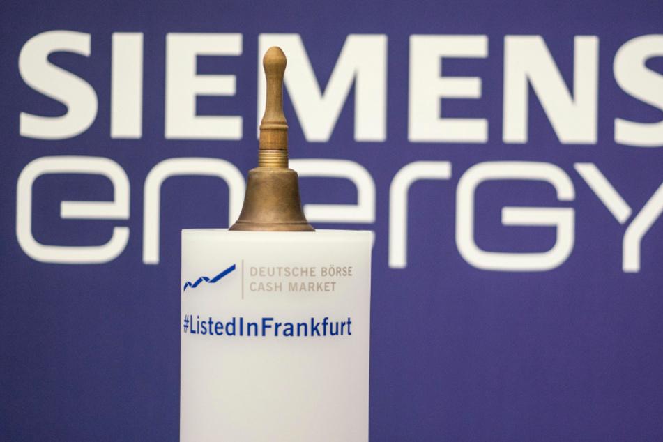 Siemens Energy ist seit Ende September an der Börse gelistet.
