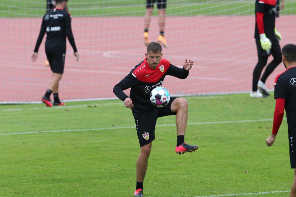 Waldemar Anton (24) ist gekommen, um die Rolle des Abwehrchefs beim VfB Stuttgart auszufüllen.