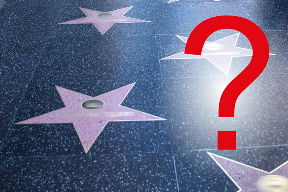 """Überraschende Ankündigung: Diese Stars erhalten einen Stern auf dem """"Walk of Fame"""""""
