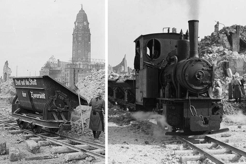 Eine Bahn wie diese soll an die Vergangenheit des Südpark-Areals erinnern.