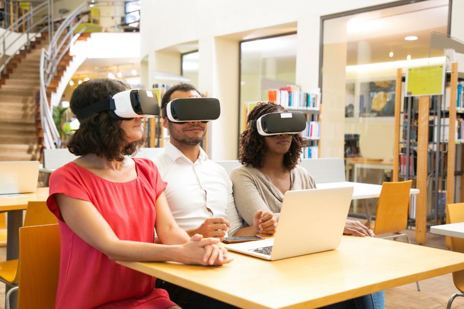 Sieht man Kollegen, die sich an einem anderen Ort befinden, bald virtuell neben sich beim Meeting?