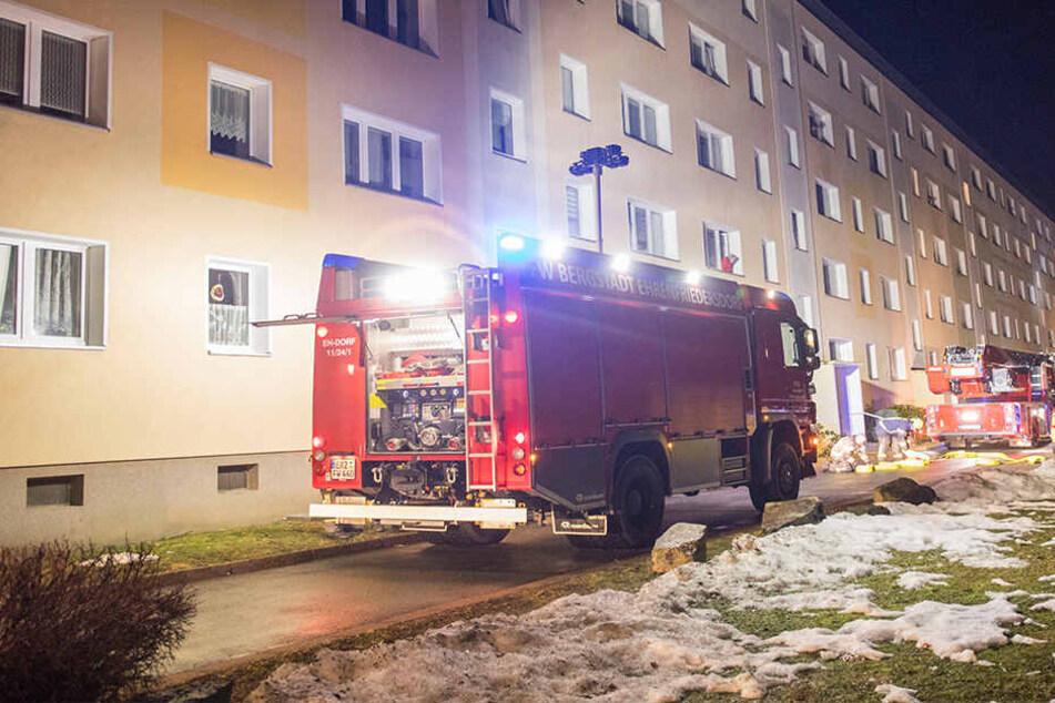 Mysteriöser Brandgeruch in Wohnblock: Bewohner evakuiert