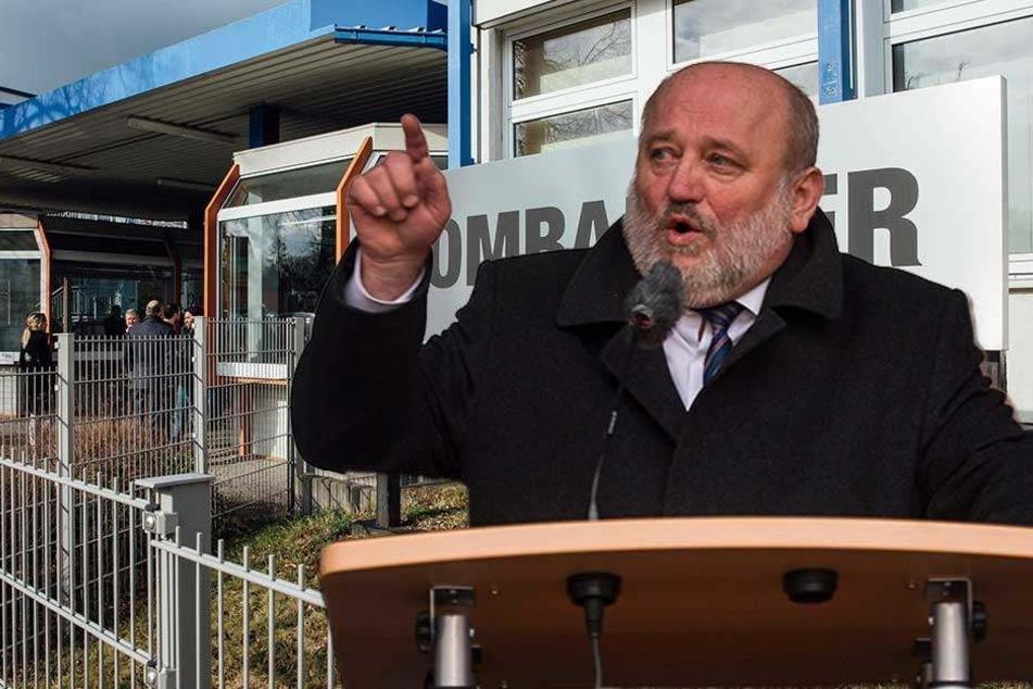 """Sorge um Bombardier: Wird Görlitz zur """"verlängerten Werkbank""""?"""