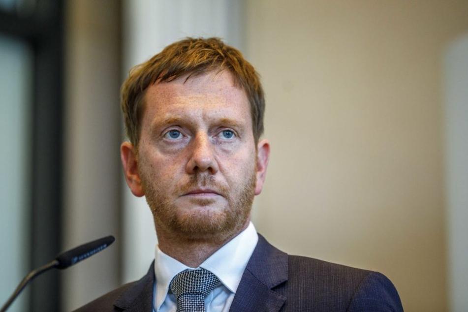 Sachsens Ministerpräsident Michael Kretschmer meint, in dem Fall werde zu viel instrumentalisiert.
