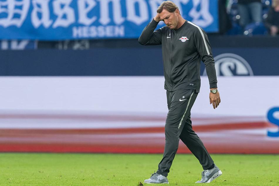 Das Offensivverhalten steht für Trainer Ralph Hasenhüttl klar im Fokus beim Spiel gegen Freiburg.