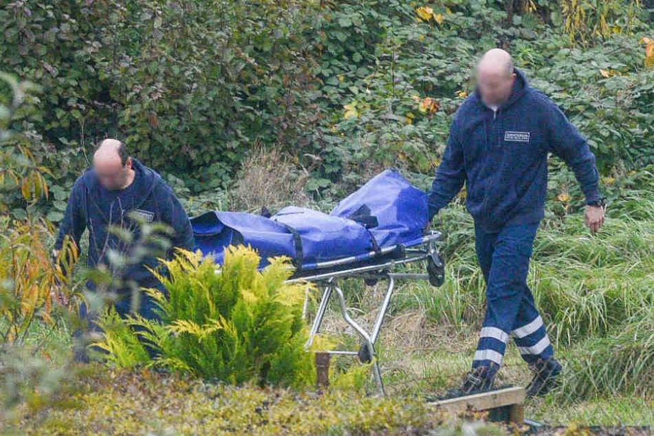 Spaziergänger entdeckten die Leiche am Mittwochnachmittag (Symbolfoto).