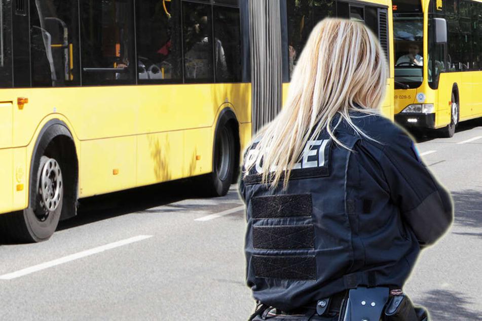 Fremdenhass: Frau in Dresdner Bus attackiert!