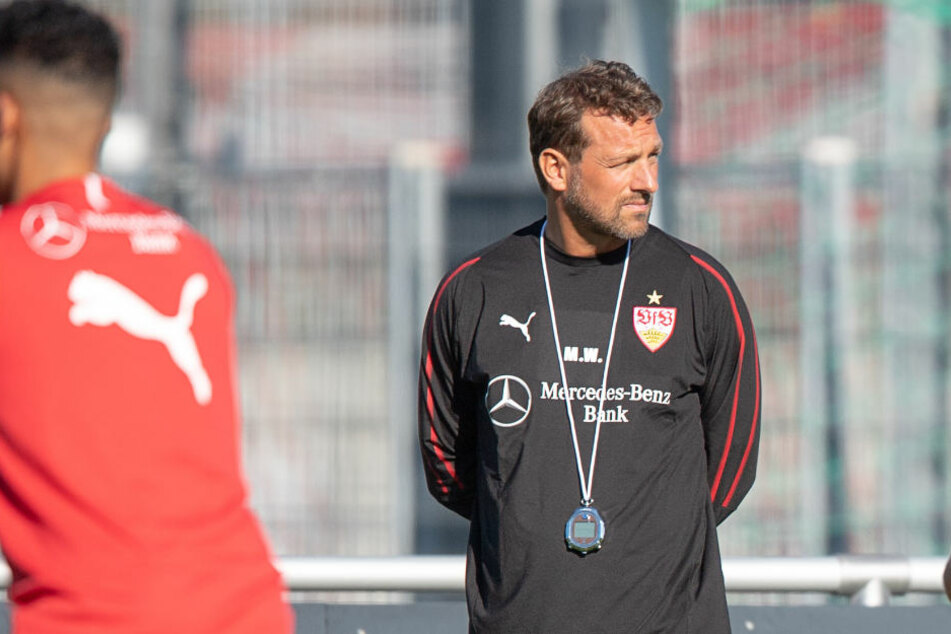 Will attraktiven Fußball beim VfB sehen: Markus Weinzierl (43).