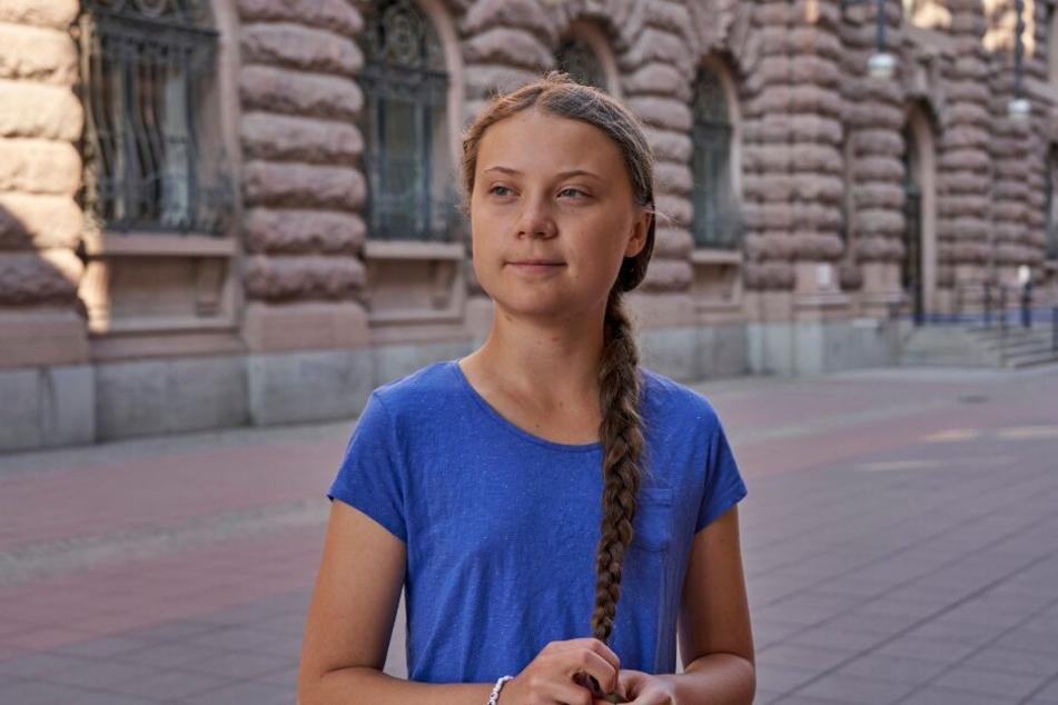 Greta Thunberg setzt ihren Klima-Kampf in Amerika fort.