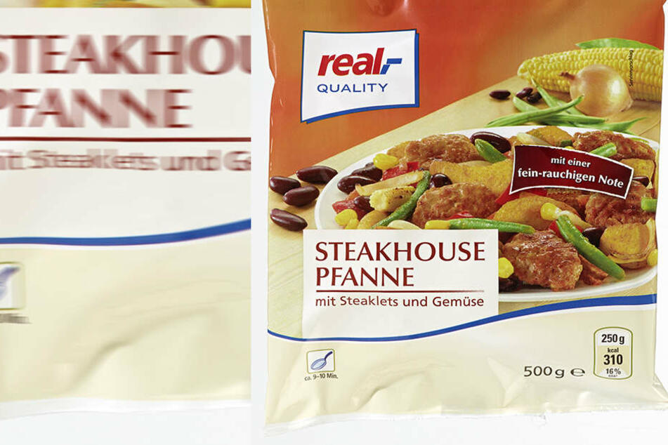 Rückruf der Firma Ardo Produktrückruf real,- Quality Steakhousepfanne