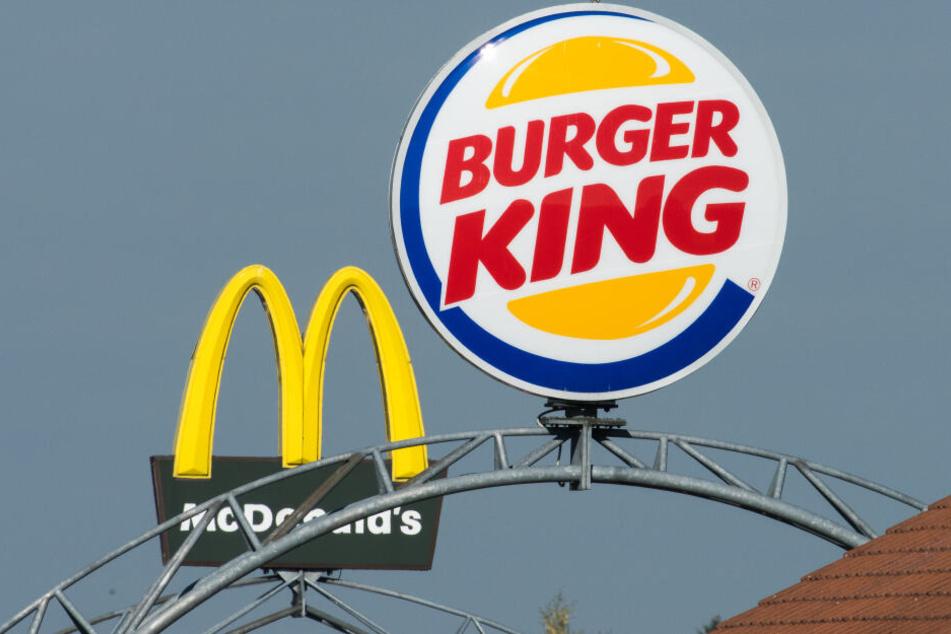 Unter anderem in Leipziger Filialen von McDonald's und Burger King sollen in Zukunft die Mitarbeiter mehr verdienen.