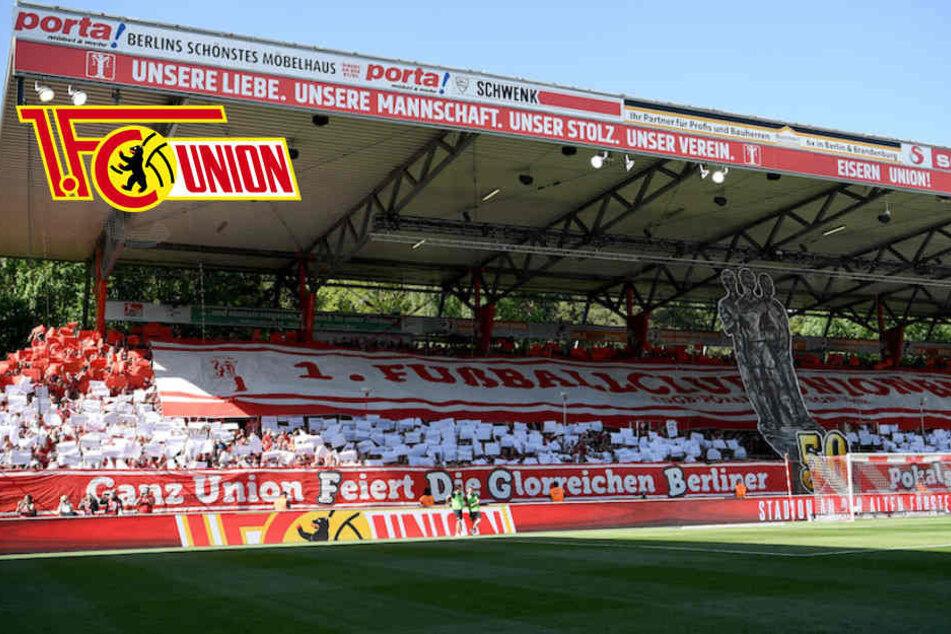Fans geil auf die Eisernen! Union Berlin knackt Dauerkarten-Rekord