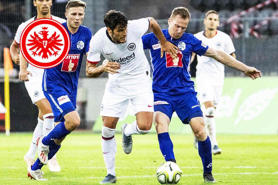 Nach Bern-Klatsche: Eintracht siegt souverän gegen Luzern