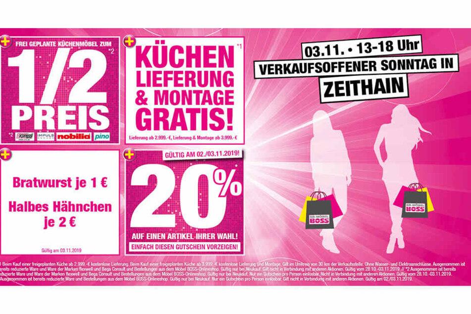 Hier gibt's heute in Zeithain bis zu 50% Rabatt! | TAG24