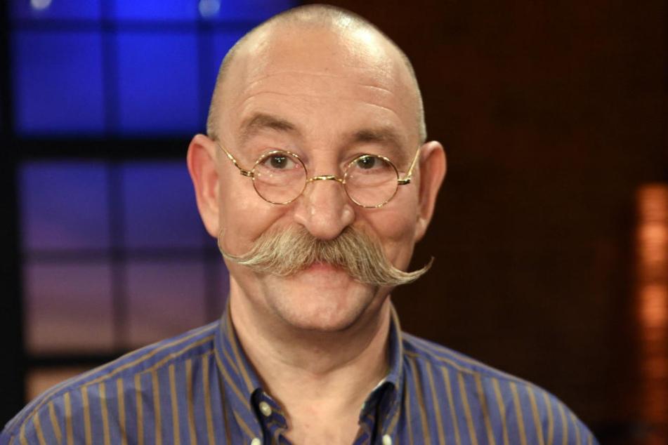 """Horst Lichter ist Moderator der ZDF-Sendung """"Bares für Rares""""."""