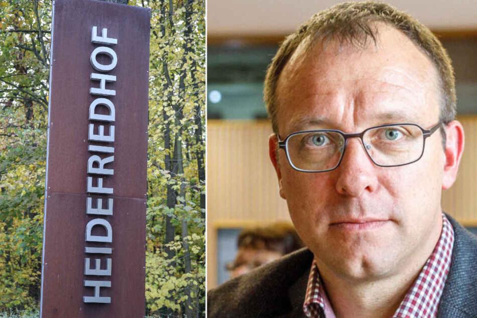 Linke-Protest gegen Gedenken am Heidefriedhof geplant