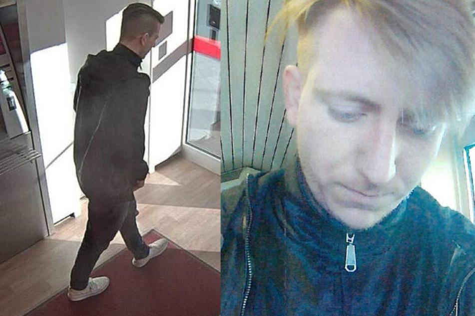 11.000 Euro mit Fake-Shop ergaunert: Wer kennt diesen Mann?