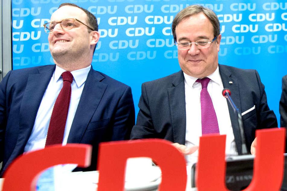 Spahn verzichtet: Laschet kandidiert für CDU-Vorsitz!