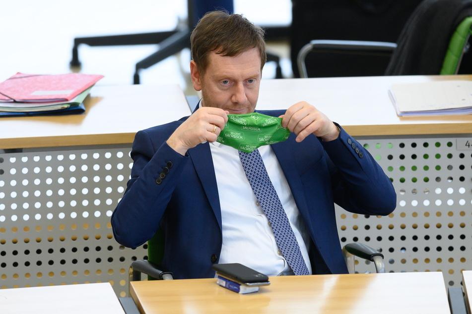Auch Sachsens Ministerpräsident Michael Kretschmer (45, CDU) glaubt nicht an das Verreisen an Ostern.